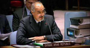 جدال بين ممثلي دمشق والرياض..والجعفري: نطالب بتحرير مانديلا سوريا