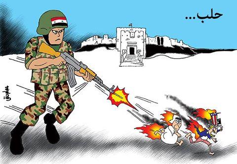 caricature-issamhanafy-halab-victory