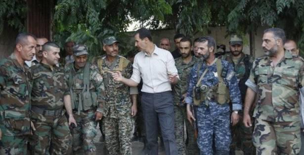 الأسد يكتب خطاب النصر… والإطلالة من حلب