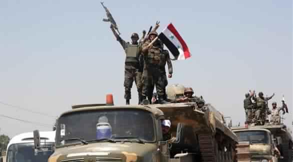 أسرار ووثائق خطيرة حصل عليها الجيش السوري في معارك حلب