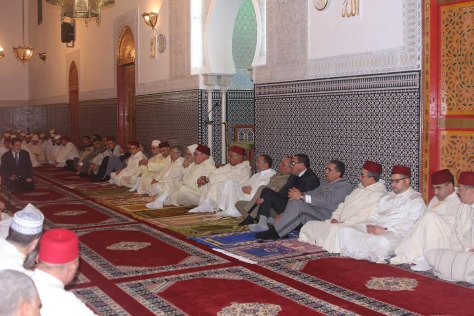 نتيجة بحث الصور عن الملك محمد الخامس احتفال المولد النبوي