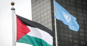 #الجمعية_العامة_للأمم_المتحدة تعتمد بأغلبية ساحقة خمسة قرارات تتعلق بـ #فلسطين