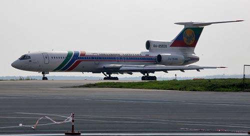 اختفاء طائرة ركاب تابعة لوزارة الدفاع الروسية