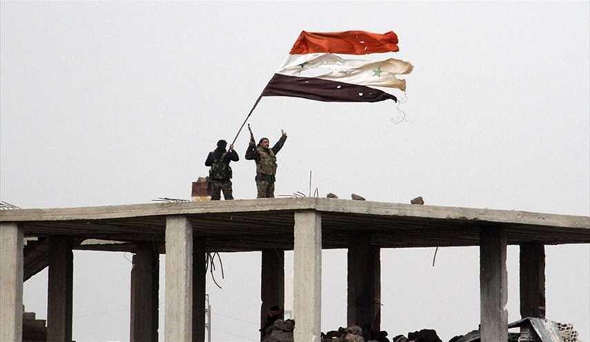 إعلان خان الشيح و13 بلدة في محيطها بريف دمشق آمنةٌ