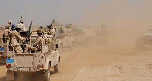 الجيش اليمني واللجان يوسعون عملياتهم الهجومية داخل الأراضي السعودية
