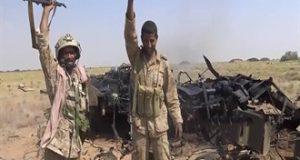 اليمن: إسقاط طائرة استطلاع تابعة للتحالف السعودي في نجران