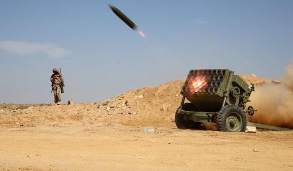 عشرات القتلى والجرحى من المهاجمين خلال صد القوات اليمنية زحفاً على أطراف ذباب