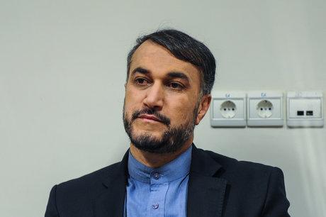 حسين اميرعبداللهيان، معاون وزير خارجه ايران