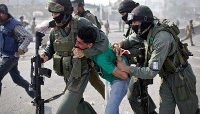 الاحتلال الإسرائيلي يعتقل 12 فلسطينيا في الضفة والقدس المحتلة