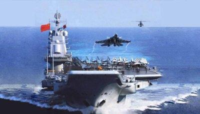 ملامح ثاني حاملة طائرات صينية بدأت تتضح