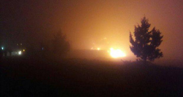 100 قتيل من النصرة في غارة للتحالف بريف حلب الغربي