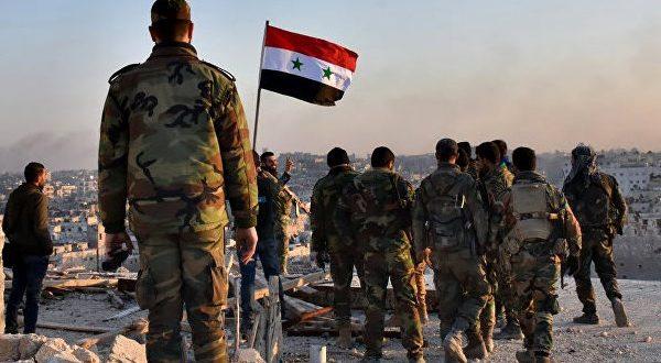 الجيش السوري في الفيجة: انقاذ العاصمة مائياً