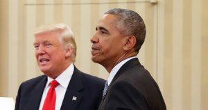 أزمة بين ترامب وأوباما.. وتويتر يعتذر