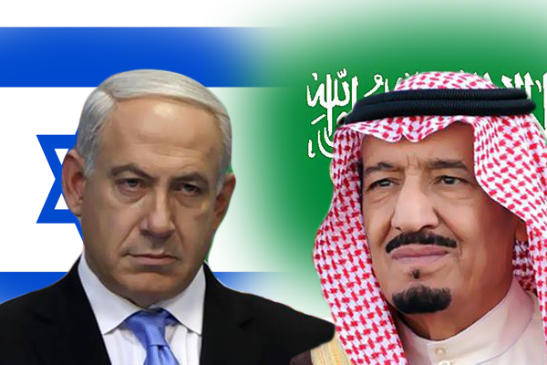 عرض سعودي لتطبيع العلاقات مع اسرائيل
