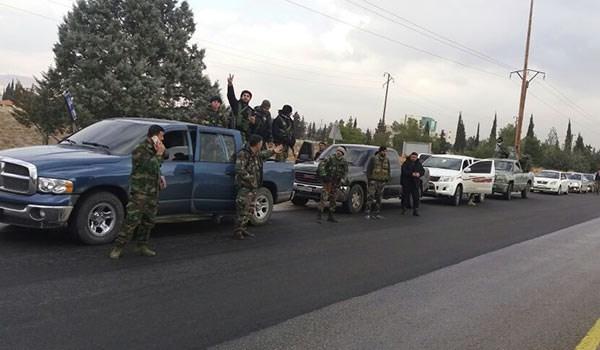 معظم قرى وادي بردى تدخل المصالحة الوطنية.. والعمليات العسكرية مستمرة لليوم الثاني
