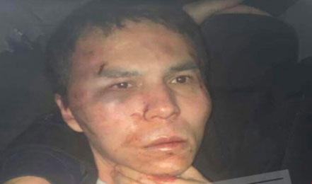 تركيا .. منفذ هجوم إسطنبول ليلة رأس السنة يطالب المحكمة بإعدامه