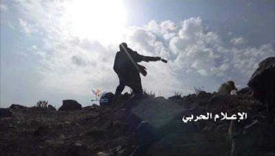 إقتحام عدد من مواقع العدو السعودي بجيزان ومقتل وجرح العشرات من العسكريين السعوديين