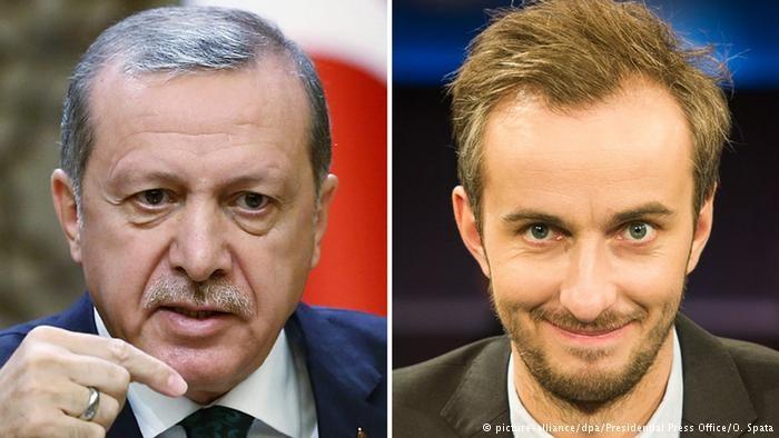 حظر قصيدة مسيئة جنسياً لأردوغان في ألمانيا