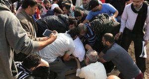 """البحرين : الآلاف يشيعون الشهيد """"عبدالله العجوز"""" الذي قتل أثناء عملية اعتقاله + صور"""