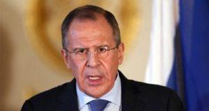 وزير الخارجية الروسي : يجب التنسيق مع الحكومة السورية بشأن مسألة المناطق الآمنة