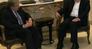 الأمين العام للأمم المتحدة سيزور إيران