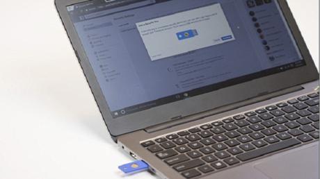 احم حسابك على فيسبوك من الاختراق بمفتاح USB