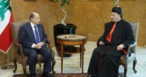 البطريرك الراعي من بعبدا: لقانون انتخابي يضمن للبناني قيمة صوته ليحاسب نوابه