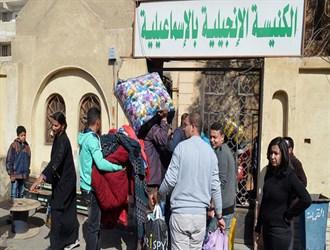 """مصر تستنفر قواتها بعد """"نزوح مسيحيين"""" من سيناء"""
