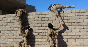 """""""داعش"""" يأمر أهالي أيمن الموصل بهدم الجدران الفاصلة بين منازلهم ويصادر مركباتهم"""
