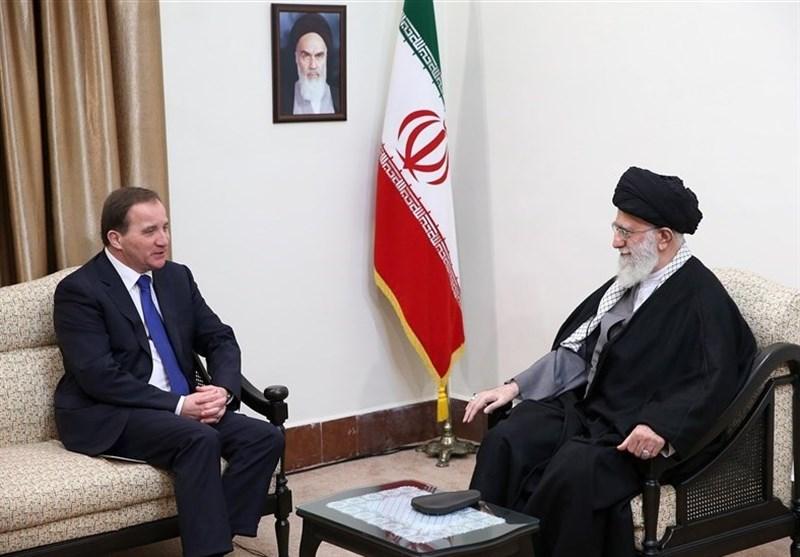 القائد: بعض الدول الاوروبية لم تنفذ معظم توافقاتها مع ايران بعد الاتفاق النووي