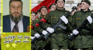 في عيد المدافعين الروس!