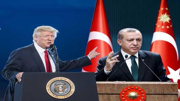 اردوغان ردّا على اتهام حراسه الشخصيين: أمريكا ليست دولة متحضرة
