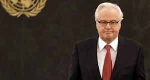 وفاة مندوب روسيا لدى الأمم المتحدة