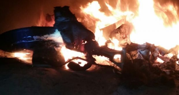 الدفاعات الجوية اليمنية تسقط طائرة عسكرية للعدوان في مأرب