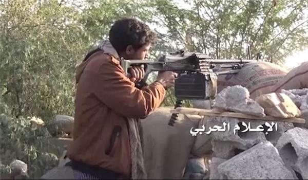 إصابات مباشرة في استهداف تجمع للجيش السعودي بنجران