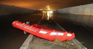 الفيضانات تغرق الكويت.. وتشكيل لجنة تحقيق