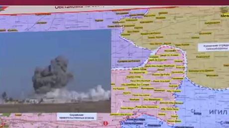 موسكو: استعادة تدمر تمت بإشراف روسي
