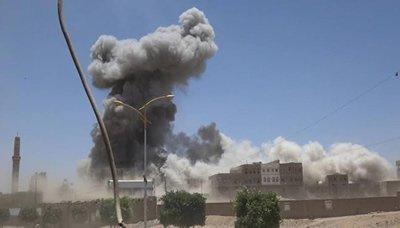 العدوان السعودي ومرتزقته يواصلون استهداف المواطنين وممتلكاتهم في عدد من المحافظات اليمنية