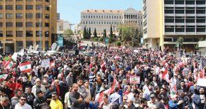 عاصفة من نوع آخر تضرب لبنان .. ثورة الرغيف!
