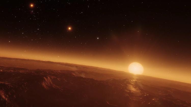 ناسا تنشر صور النجم القزم