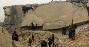 """لماذا لا يرى الغرب """"مجزرة"""" مسجد حلب؟"""