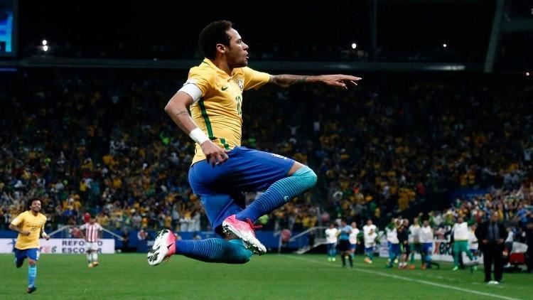 البرازيل أول المتأهلين إلى مونديال روسيا 2018
