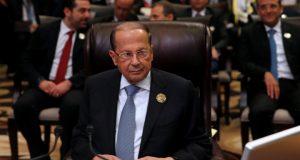الرئيس الذي يشرف لبنان