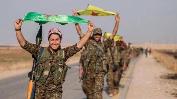 """""""برافدا"""": هذه نتائج إقامة دولة كردية شمال سورية"""