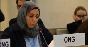 السلطات الأمنية تحتجز الناشطة الحقوقية ابتسام الصائغ في مطار البحرين الدولي بعد عودتها من جنيف