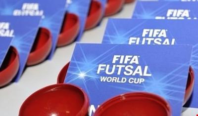 إيران تتقدم بطلب لاستضافة مونديال كرة الصالات 2020
