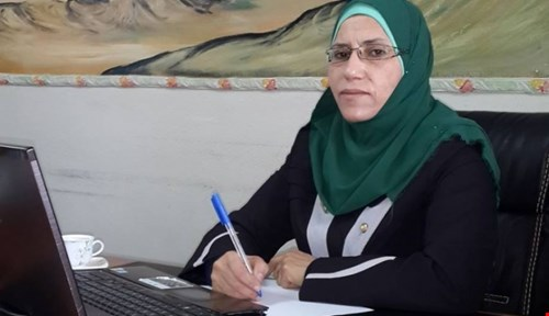 جيش العدو يعتقل النائب عن حماس سميرة حلايقة