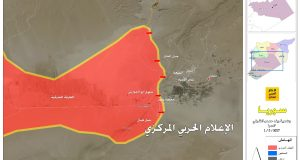 الجيش السوري يستعيد السيطرة على منطقة مثلث تدمر الاستراتيجية