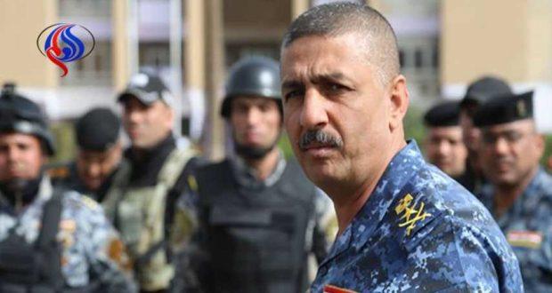 القوات العراقية تحرر محطة قطار نينوى ومرآب بغداد