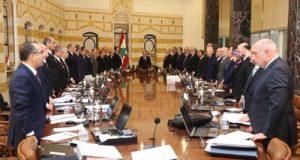 مجلس الوزراء يقر خطة الكهرباء بعد تحفظات وتوضيحات